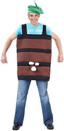 Imagen de lucida  disfraz de barril de cerveza para hombre