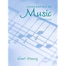 Fundamentals of Music, Fourth Edition ( book only) by Earl Henry (2003-05-10)