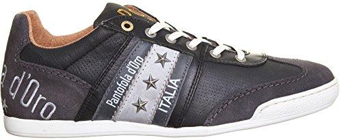 Pantofola d'Oro  Ascoli Leag, Herren Sneaker Black Bk11