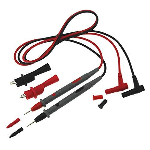 Meisijia PT1004 10A 1000V Universalsonde Prüfkabel Ersatz für Multimeter Testing IC Componet -