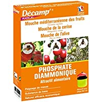 Décamp – Fosfato diamónico contra moscas mediterráneas, frutas y oliva