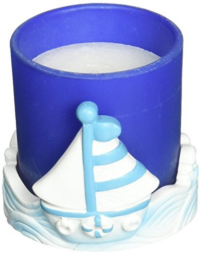 Fashioncraft Sail Boat Votive Candle Holder by Fashioncraft