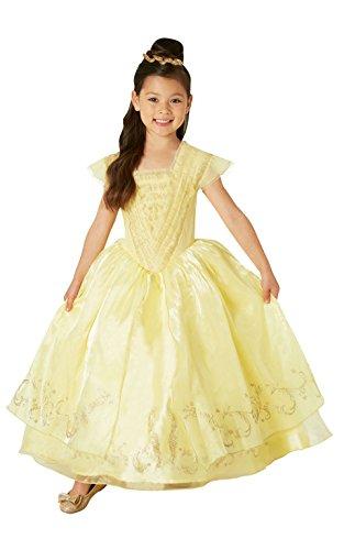 Rubie's–Disfraz de Bella de La bella y la bestia para niña
