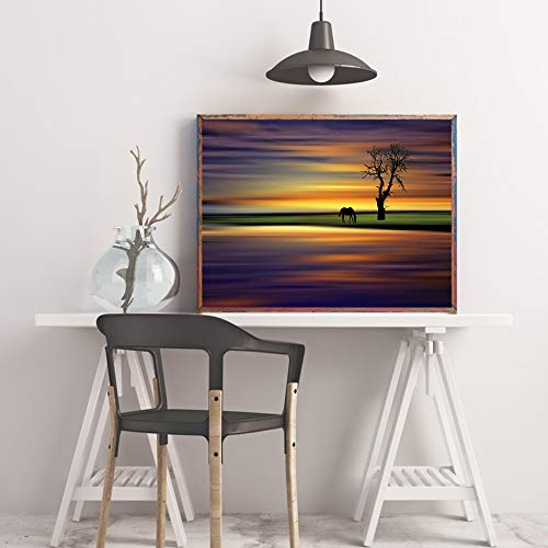 adgkitb canvas 30x45cm KEIN FrameGirl Home Wanddekoration Ölgemälde a2