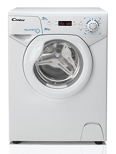 Candy AQUA 1142 D1 Autonome Charge avant 4kg 1100tr/min A+ Blanc - machines à laver (Autonome, Charge avant, A+, A, C, Blanc)