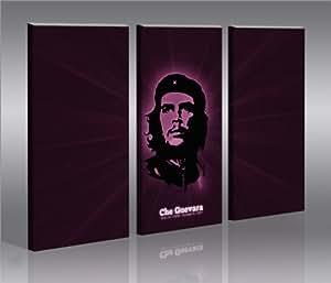 Che Guevara Tableau sur Toile Poster Tableaux pour la mur - prêts à poser