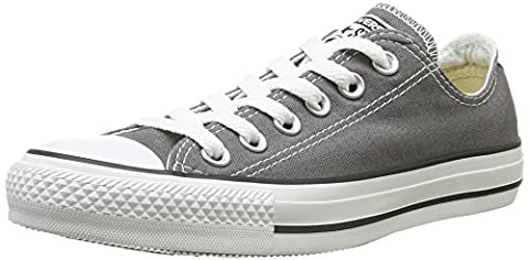 Converse Ctas Season Ox, Baskets mode mixte adulte - Gris