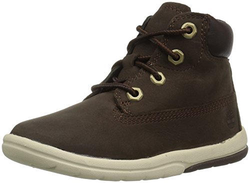 Timberland Kids Toddle Tracks 6 Inch Stiefel, Braun (Red Briar), 28 EU Boot Briar