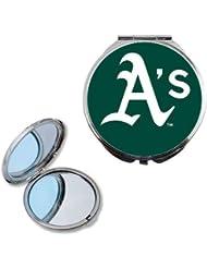 Oakland Athletics miroir compact
