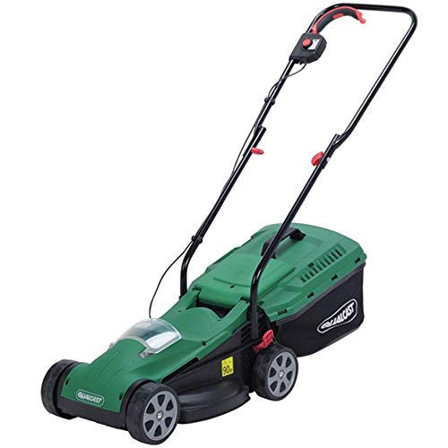 Qualcast Cordless 24V Electric Lawnmower - 33cm Blade
