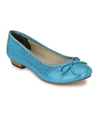Boggy Confort Sky Blue Ballerinas (40)