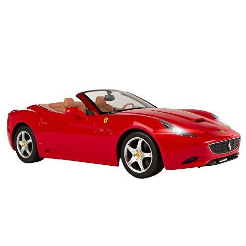RC Auto kaufen Rennwagen Bild 3: Rastar Modellauto 1: 12Ferrari California (COLORBABY 41102)*