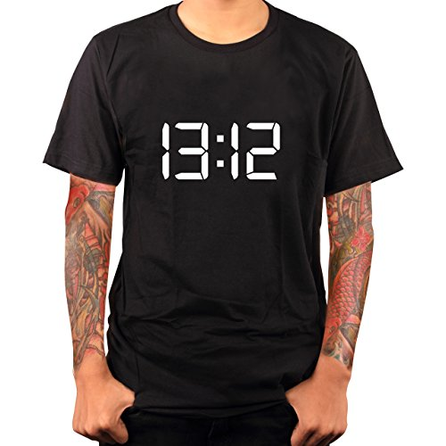 1312 ACAB Digitaluhr | Fun | T-Shirt