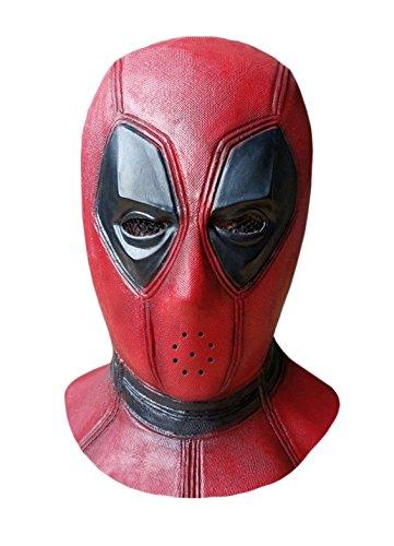 us Latex, Cosplay Film Super Hero (Latex Film Masken)