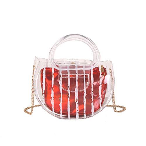 Mitlfuny handbemalte Ledertasche, Schultertasche, Geschenk, Handgefertigte Tasche,Mode Frauen bunte Leder Crossbody Taschen Messenger Bag wasserdichte Strandtasche -