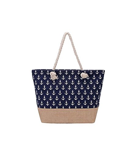 Sac cabas DAVID JONES Y016 ANCRE