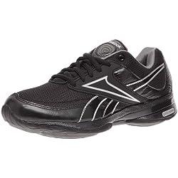 Reebok Easytone–reeinspire II–Zapatos marca mujer–negro, negro (negro), 41 EU