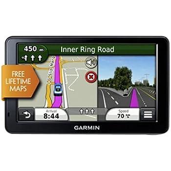 Garmin Nuvi 2568LM GPS Navigation System,  (Black)