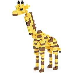 Nanoblock Giraffe - Bloques de construcción