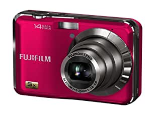 Fujifilm FinePix AX280 Digital Camera - Pink (14MP, 5x Optical Zoom) 3 inch LCD