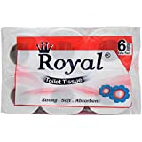 Nws Toilet Tissue Paper 6 Rolls In 1 Pack (Super Saver)