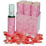 Verbetena - Cañón confetti, 30 cm petalos (012000083)
