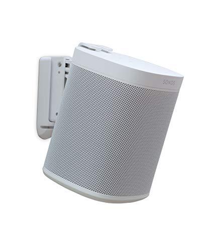 SoundXtra Wandhalterung für Sonos One und Sonos One SL - Weiß