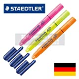 #10: Staedtler Textsurfer 264 Gel Highlighter- Pack of 3.