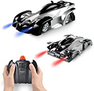 Innoo Tech Wall Climbing Car Toys for Boy - Remote Control Car Climber with Battery Rechargeable | Dual Mode 3
