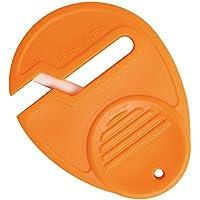Fiskars 9854 Sewsharp Elimeur de Ciseaux Orange