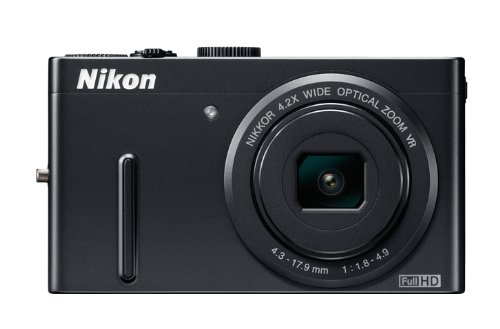 Serie 12.1 Lcd Display (Nikon Coolpix P300 Digitalkamera (12 Megapixel, 4-fach opt. Zoom, 7,5 cm (3 Zoll) Display, Full-HD Video) schwarz)