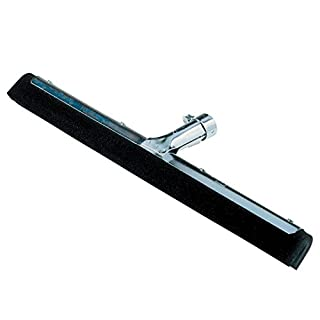 AUK HQ020-18 Zinc Plated Steel Floor Squeegee, 45 cm Length