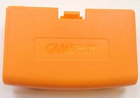 Cache Pile De Remplacement Compatible Game Boy Advance