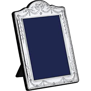Carrs Antique Reproduction Sterling Silver Photo Frame
