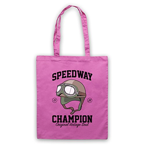 Speedway Champion Original Vintage Soul Umhangetaschen Rosa