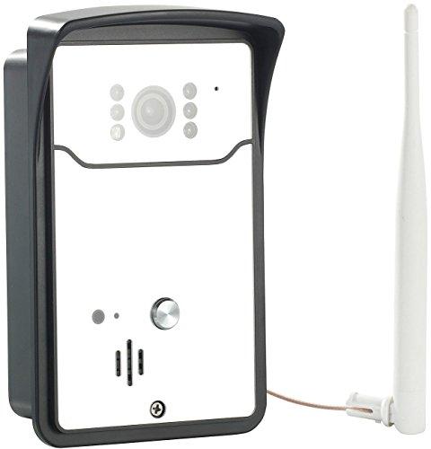 Preisvergleich Produktbild CASAcontrol App-gesteuerte Türsprechanlage mit HD-Video & Tür-Öffner-Funktion