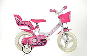 Dino Bikes 12-inch Hello Kitty Children's Bike