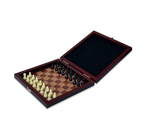 Noris-Spiele-606108005-Deluxe-Reisespiel-Schach