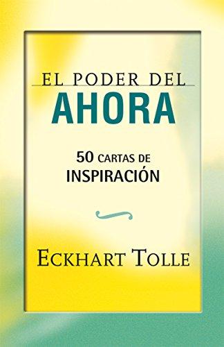 El poder del ahora. 50 cartas de inspiración (Tarot, oráculos, juegos y vídeos) (Tapa blanda)