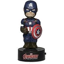 Vengadores La Era de Ultrón Figura Movible Body Knocker Captain America 15 cm