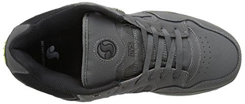 DVS Enduro Heir Grey Lime Black Trubuck GRAY/BLACK/LIME