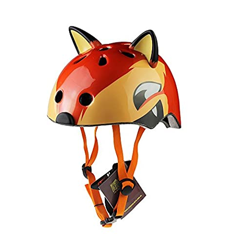 Awesome Fille/Garçon Ours casque de sécurité enfant Multi-Sport casques pour