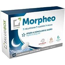 SaludBox Morpheo Comprimidos Desleíbles - 30 Unidades