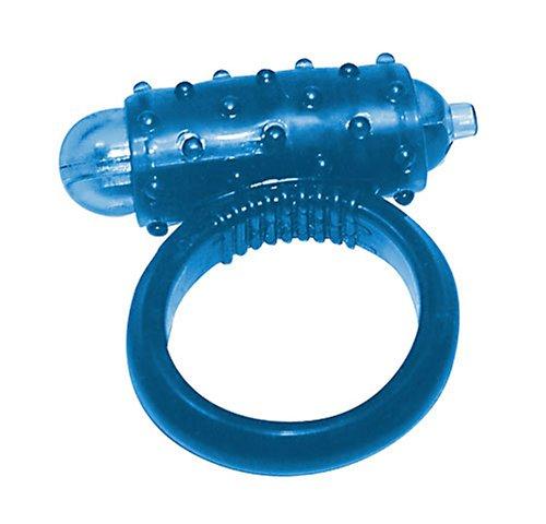 Orion 562319 Vibro Ring Blue Silikon