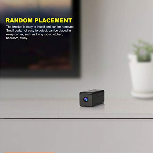 WIFI Mini telecamera nascosta Supporto HD 1080P ...