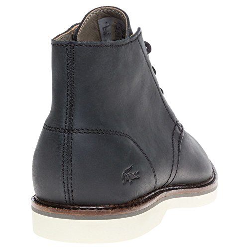 Lacoste Sherbrooke Hi 14 Homme Boots Noir Schwarz