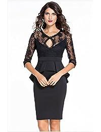 dc4238238d Amazon.it: Due di due - Tubino e Peplum / Vestiti / Donna: Abbigliamento