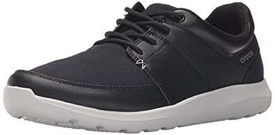 crocs Kinsale Black/Pearl White Sneakers-M9(203052)