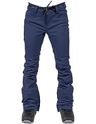 Nitro Snowboards L1 Heartbreaker Basic Pantalones Snow, Mujer, Peacoat, S