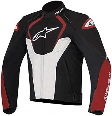 Cazadora Alpinestars T-Jaws WP negra / blanca / roja